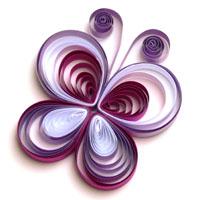 Quilling Schmetterling